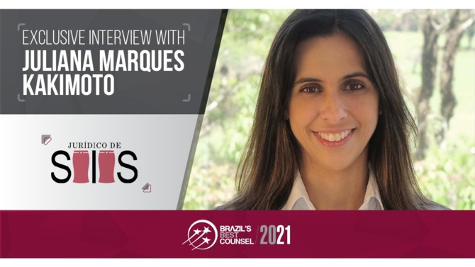 Juliana Marques Kakimoto is General Counsel of Sandoz Brazil and Head of Jurídico de Saias, a group of female lawyers which share the common goal of promoting gender parity and the professional development of women in the Brazilian legal market. In this feature interview, Ms. Kakimoto discusses the current outlook for female attorneys in the Brazilian legal market, the group's main initiatives as well as the key challenges towards achieving gender parity, among other topics.