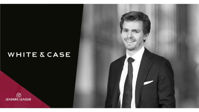 White & Case has promoted Thomas Glauden to partner in its global mergers & acquisitions practice.