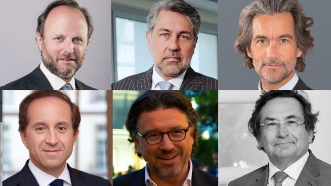 """Guillaume Kuperfils, Philippe Druon, Guilhem Brémond, Bertrand Cardi, Xavier Farde et Pierre Popesco sont les avocats identifiés par Décideurs Juridiques pour figurer parmi les meilleurs du barreau d'affaires, dans la catégorie """"dealmakers""""."""