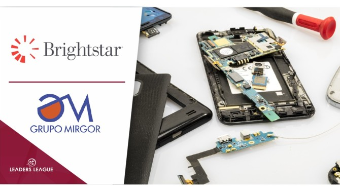 Argentine mobile phone manufacturer Mirgor has acquired the local assets of US company Brightstar, which manufactures cellphones for the LG and Samsung brands, a transaction that hands Mirgor 100% ownership of Brightstar Argentina and Brightstar Fueguina.