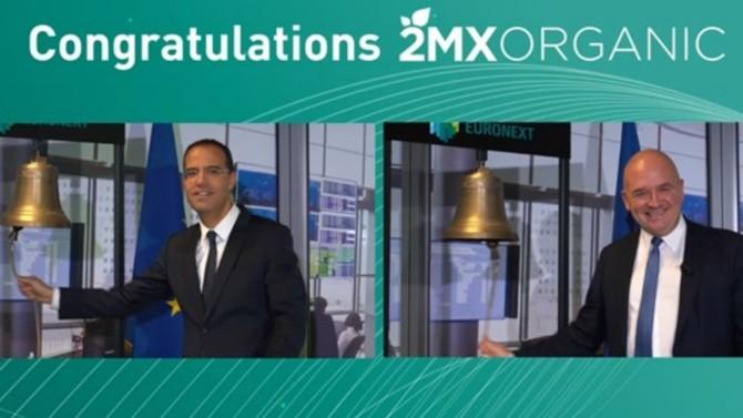 Tout juste créée par Xavier Niel, Matthieu Pigasse et Moez-Alexandre Zouari, 2MX Organic lève 300 millions d'euros pour son introduction en Bourse. C'est l'une des plus importantes IPO de l'année pour la place parisienne.