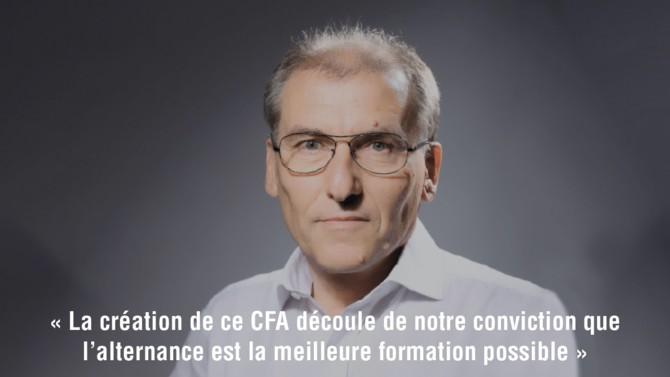Comme l'y autorise la loi Avenir professionnel, Schneider Electric ouvrira à la rentrée 2020 un CFA au sein de son école dédiée aux métiers de l'énergie. François Milioni, son directeur, évoque le regard que porte la multinationale sur la formation par alternance.