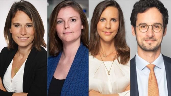 Le cabinet Altana promeut Laura Beserman, Delphine Lapillonne, Géraldine Malfait et Gildas Robert au rang de counsels. Ces nominations ont pris effet au 1er janvier dernier.