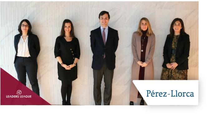 Pérez-Llorca has promoted Ana Cremades, Laura Ruiz, Mónica de San Román, Natalia Olmos and Jaime de Blas as new partners of the Spanish law firm.