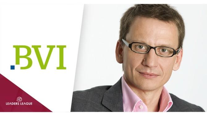 An interview with Thomas Richter, CEO of German asset management association BVI.