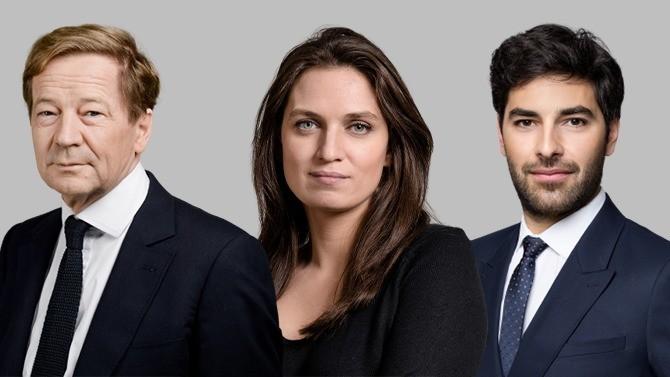 Maurice Lantourne, Flavie Hannoun et Gauthier Doré reviennent sur les grandes tendances de leur secteur ainsi que sur les effets du procès Tapie sur l'activité du cabinet.