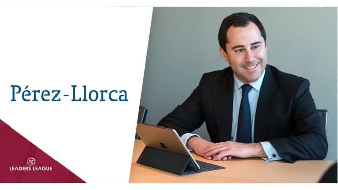 Interview with Ander Valverde, partner, Pérez-Llorca