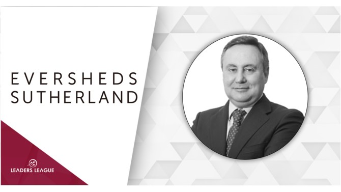 Eversheds Sutherland has signed Ignacio Balañá from Deloitte Legal as partner to reinforce the corporate department of the Madrid office.