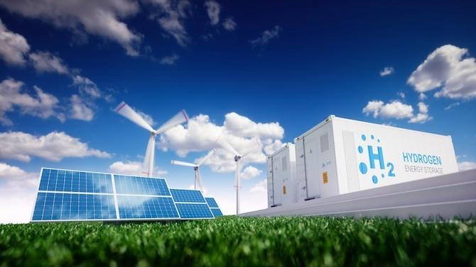 Les opportunités pour développer la filière de l'hydrogène vert ne manquent pas pour les entreprises des secteurs de l'énergie et des infrastructures.