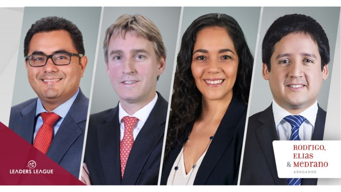 Peruvian law firm Rodrigo Elías & Medrano has announced the promotion of seven of its lawyers, creating four partners and three counsel to strengthen its Lima-based team.