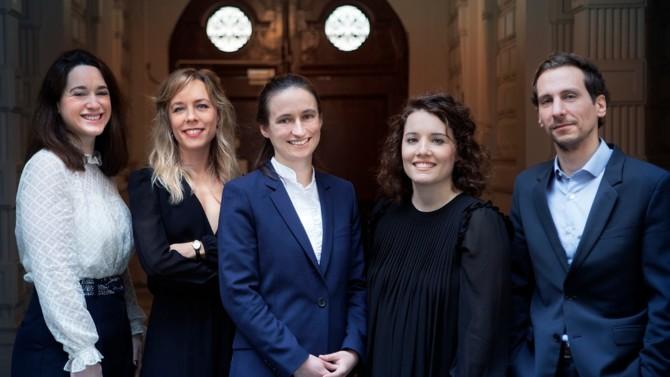 Le cabinet de niche en droit social continue sa politique d'association de ses jeunes talents en nommant cinq counsels au rang d'associés.