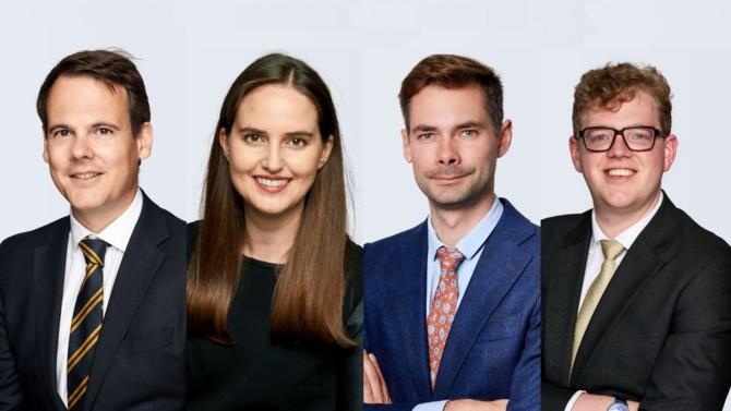 Le cabinet indépendant belge renforce les équipes de ses bureaux de Courtrai et Bruxelles par la nomination de Felix Dobbelaere en qualité d'associé, ainsi que d'Anneleen Van de Meulebroucke, Hans Plancke et Stijn Goovaerts comme counsels.