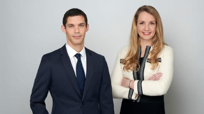 Juliane Dessard Jacques et Eole Rapone annoncent la création de leur cabinet spécialisé en droit des sociétés et en droit boursier.