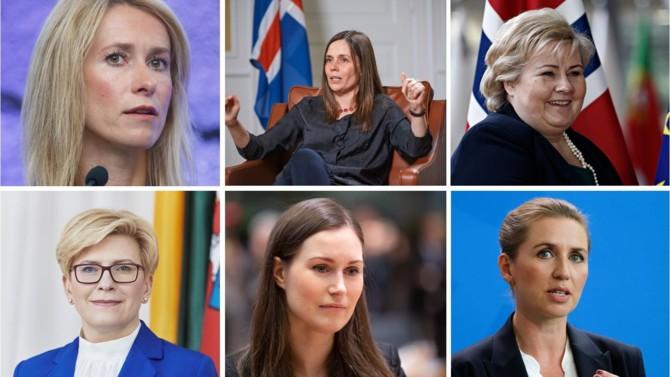 Des mesures paritaires mises en place depuis longtemps permettent aux femmes d'accéder plus facilement aux responsabilités. Le cas des Pays baltes et scandinaves en est la preuve.