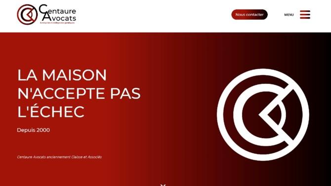 """En devenant Centaure Avocats, le cabinet fondé par Yves Claisse met l'accent sur son organisation en """"entreprise d'intelligences juridiques""""."""