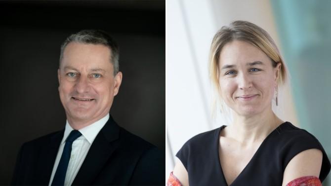 Fraîchement nommé président du directoire de La Banque Postale, Philippe Heim muscle son équipe de direction avec l'arrivée de Marion Rouso et Bertrand Cousin.
