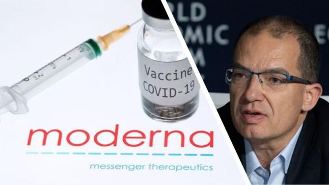 À la tête de la biotech Moderna depuis près de dix ans, Stéphane Bancel n'a pas attendu la crise sanitaire pour parier sur une technologie qui, en accélérant drastiquement les effets immunitaires, se révèle aujourd'hui l'arme idéale pour combattre le coronavirus.