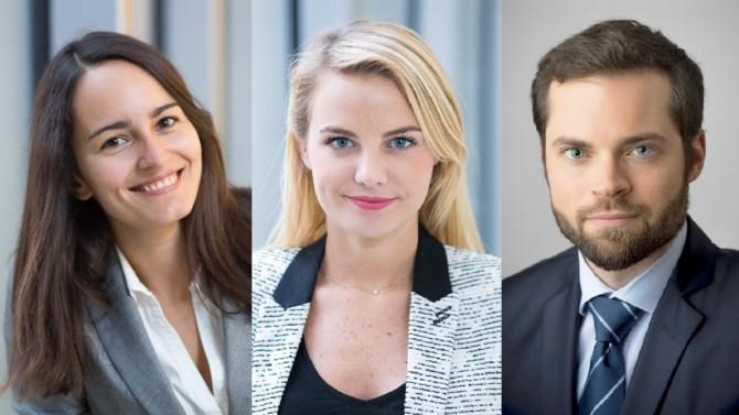 Le cabinet d'avocats indépendant promeut la spécialiste du droit immobilier Marie-Caroline Fauchille, Diane Le Chevallier dans l'équipe financement immobilier et Clément Maillot-Bouvier pour son savoir-faire en matière de droit des entreprises en difficulté.