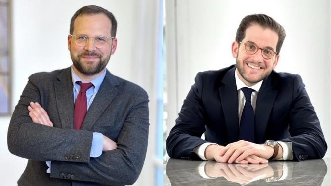 Les avocats Benoit Dehaene et Bruno Welsch intègrent le cabinet en qualité d'associés.