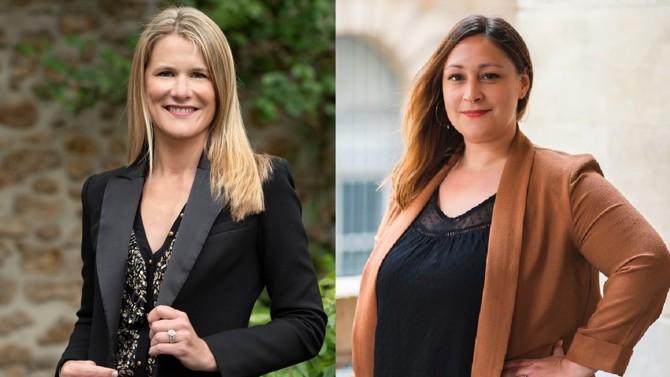 Charlotte O'Leary et Ophélie Lazaro rejoignent Delcade, respectivement à Paris et à Bordeaux, en qualité d'associées.