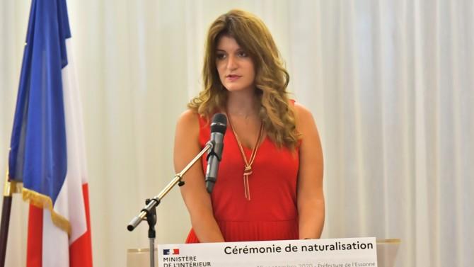 Elle aurait pu rester au chaud Place Beauvau, elle a choisi de descendre dans l'arène. La ministre déléguée chargée de la Citoyenneté conduit la liste LREM à Paris. Elle revient sur les grands axes de son programme.