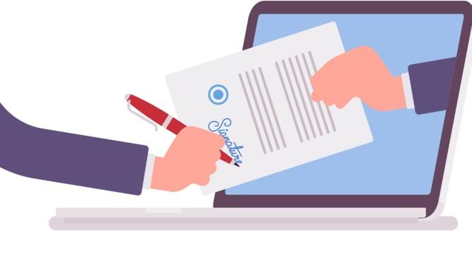 A l'ère de la digitalisation, restait une étape où la dématérialisation peinait à trouver sa place : la signature de nos contrats, baux et autres bons de commande. Bonne nouvelle, la signature numérique est en train de tout changer ! On vous explique pourquoi.