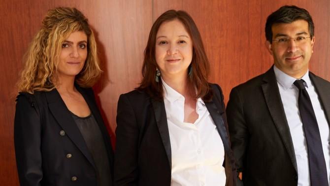 Maroun Abinader, Jessica Soussan et Isabelle Maîtrejean unissent leurs savoir-faire respectifs pour créer Faith, un cabinet entièrement consacré au droit immobilier.