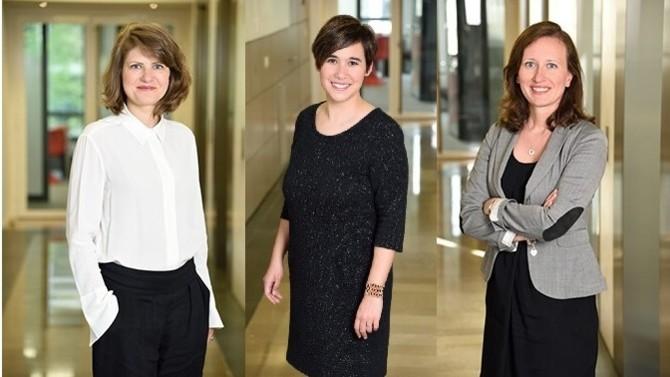 Racine nomme trois de ses avocates counsels : Polina Bogoyavlenskaya en banque et finance, Amanda Galvan en droit social et Coline Heintz en contentieux.