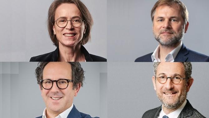 Cornet Vincent Ségurel annonce la désignation d'une nouvelle équipe de direction et le lancement d'un nouveau plan de développement 2021-2024