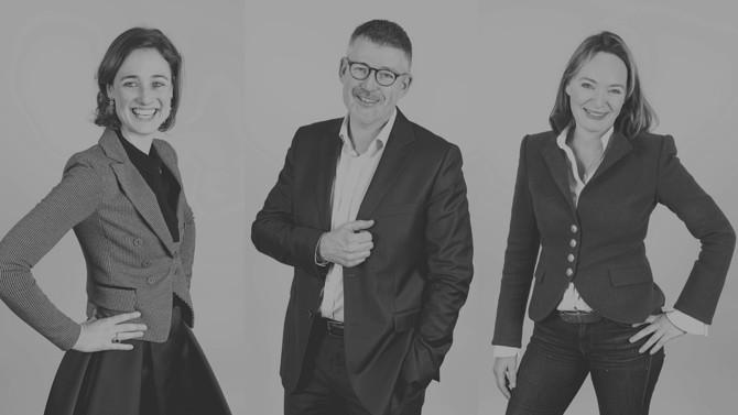 Doublant les effectifs de son bureau de Bruxelles, Laurius attire un groupe de trois associés : Christina Trappeniers, Damien Stas de Richelle et Caroline Wildemeersch, ainsi que six collaborateurs, tous en provenance de chez Ambos.