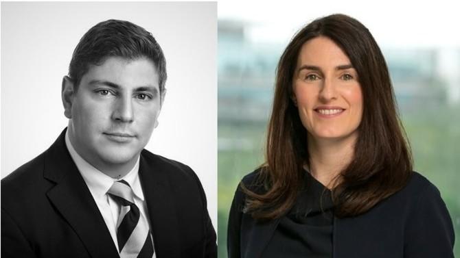 Après avoir annoncé sa volonté de s'installer à Dublin en avril dernier, Taylor Wessing nomme deux nouveaux associés pour mener cette expansion : Adam Griffiths et Deirdre MacCarthy.