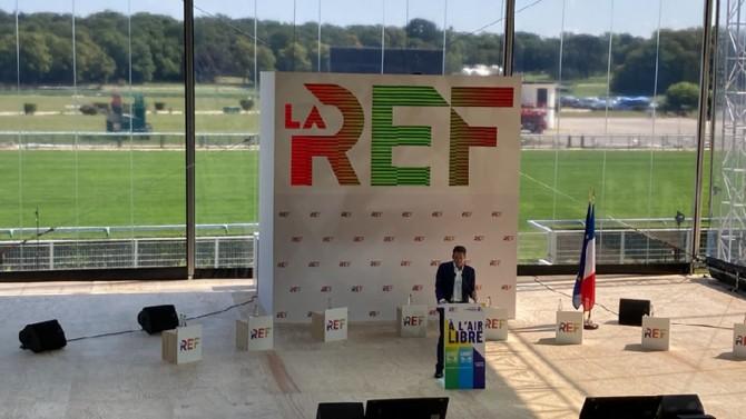 Fin août, 6 000 personnes se retrouvaient pour les rencontres annuelles du Medef, connues désormais sous le nom de La REF. Le thème choisi par le patronat lors de cette édition 2021 n'était autre que la liberté. Celle-ci passera par une meilleure gestion des comptes publics ou encore de nos émissions de CO2.