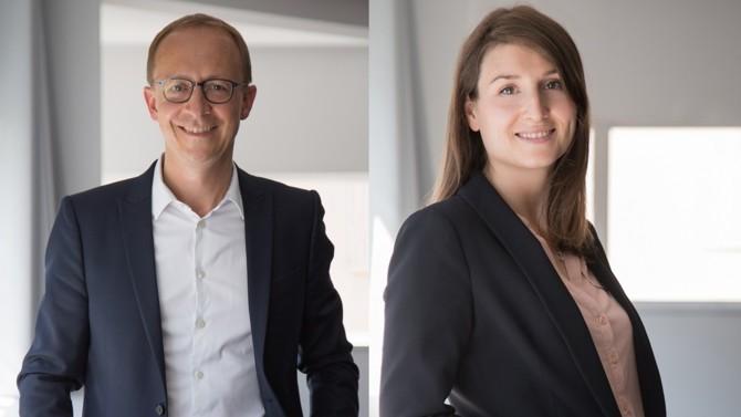 Romain Thomé et Sarah Heitzmann fondent Thomé Heitzmann, un cabinet d'avocats consacré à l'accompagnement d'acteurs privés et publics du secteur immobilier public.