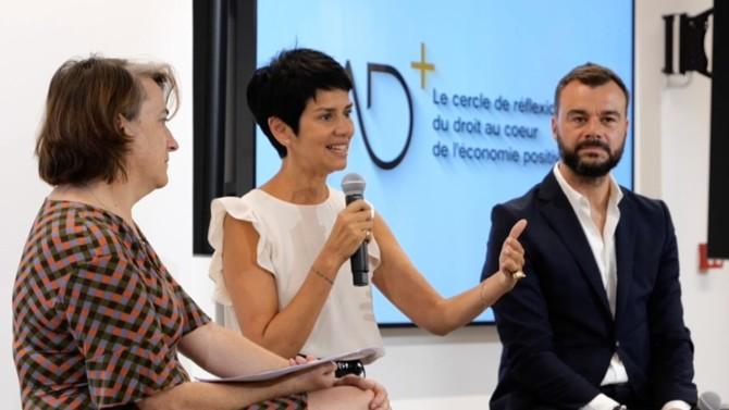 Le cabinet d'avocats August Debouzy vient de créer un groupe de réflexion et d'action dont le nom évoque son objectif : impliquer le droit dans la transformation positive de l'économie.
