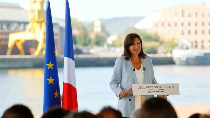 Ca y est. Dans un discours prononcé à Rouen le 12 septembre, Anne Hidalgo s'est officiellement lancée dans la course à l'Élysée. Objectif : finir en tête des listes de gauche et pourquoi pas plus…