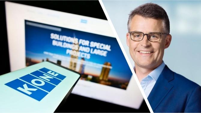 Depuis 2014, le PDG du groupe finlandais Kone met en place une politique volontariste d'économie d'énergie pour ses collaborateurs et ses clients. Un effort salué par les experts du capitalisme durable.