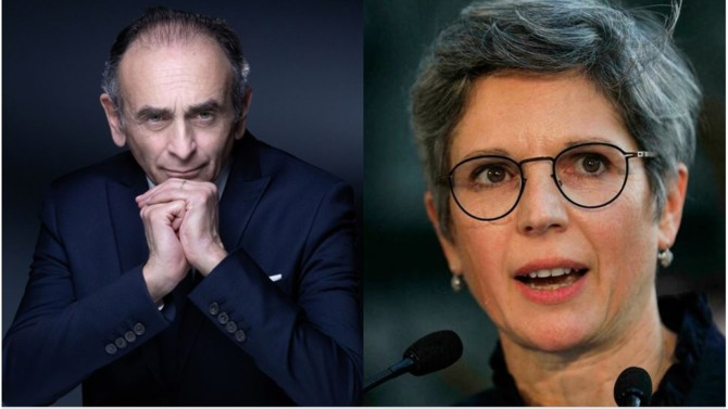 """Éric Zemmour et Sandrine Rousseau incarnent la radicalisation d'une partie non négligeable de la classe politique française. Si leur accession au pouvoir est hypothétique, ils peuvent """"contaminer"""" de nombreux dirigeants et électeurs. Aux modérés de descendre dans l'arène !"""