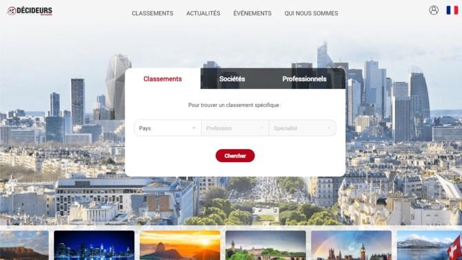 Quelques mois après une mise à jour de son interface, le site leader dans la recherche de classements et de sociétés poursuit son développement.