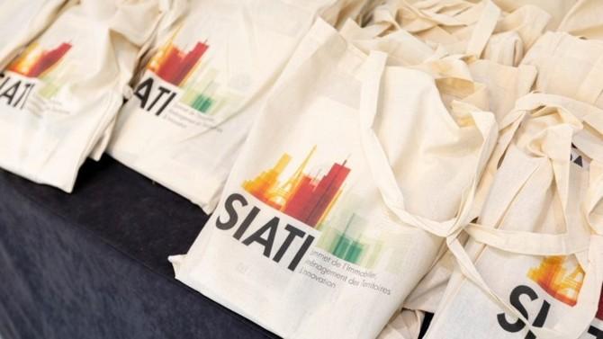 La septième édition du Sommet Immobilier, Aménagement des Territoires & Innovation (Siati) s'est tenue le mercredi 6 octobre au pavillon d'Armenonville. Plus de 500 acteurs de la fabrique de la ville se sont rassemblés à cette occasion autour d'un leitmotiv : l'innovation. Reportage.