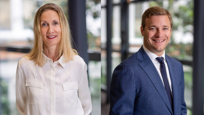Delphine Guillotte et Yohann Chevalier rejoignent Bredin Prat en qualité de counsels. Ils intègrent respectivement les départements financement et antitrust.