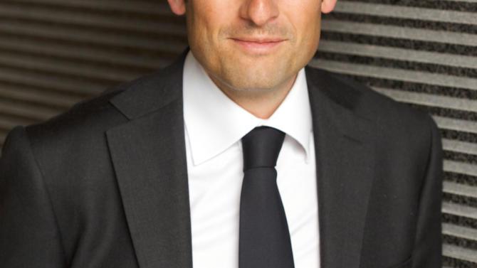 Portrait de Thomas Reynaud, 39 ans, directeur financier et directeur du développement chez Iliad.