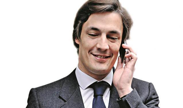 L'associé-gérant compte parmi les trente Français sur lesquels nous avons choisi de parier avec optimisme et fierté en 2015…
