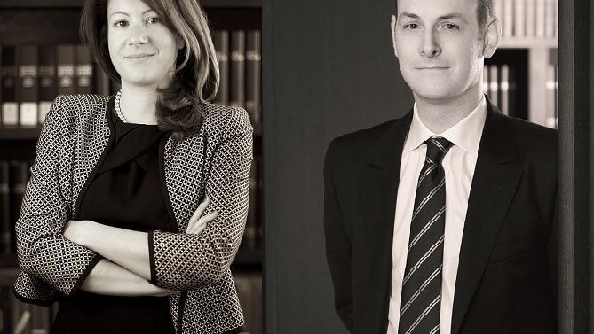 Le cabinet accueille en tant qu'associé Franck Le Mentec et Fanny Karaman comme collaboratrice.