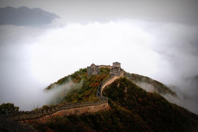 China: Reshuffling the deck