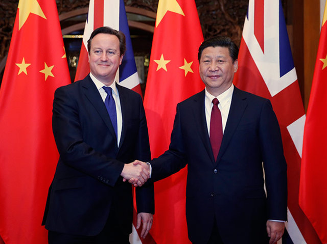 Britain applies to join Asia Infrastructure Investment Bank