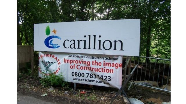 UK Construction Giant Carillion Goes Into Liquidation