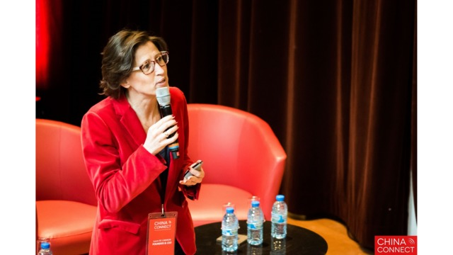 """Laure de Carayon: """"Chinese customers are modernizing but not westernizing"""""""