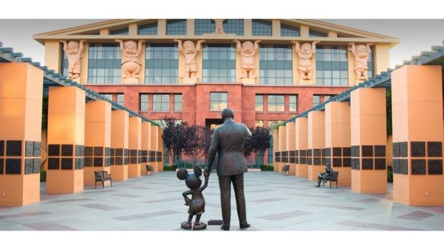 Disney Extends Its Empire