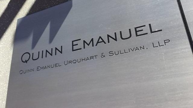 Eric Emanuel retires from Quinn Emanuel