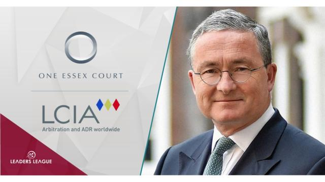 Interview with Christopher Style QC, Deputy Chairman of the LCIA